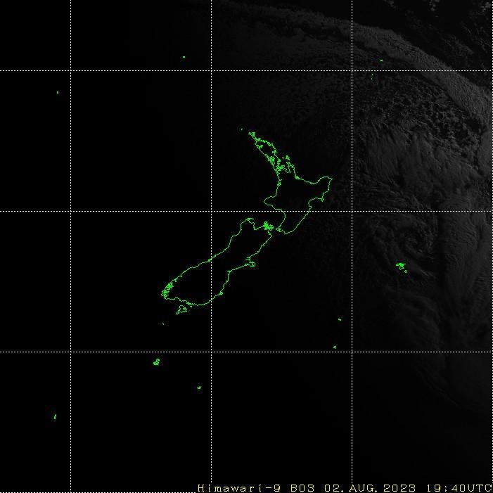 HIMAWARI - Nova Zelanda - visible