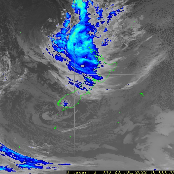 Infrared satellite imagery for 4:00am on 21 September 2020