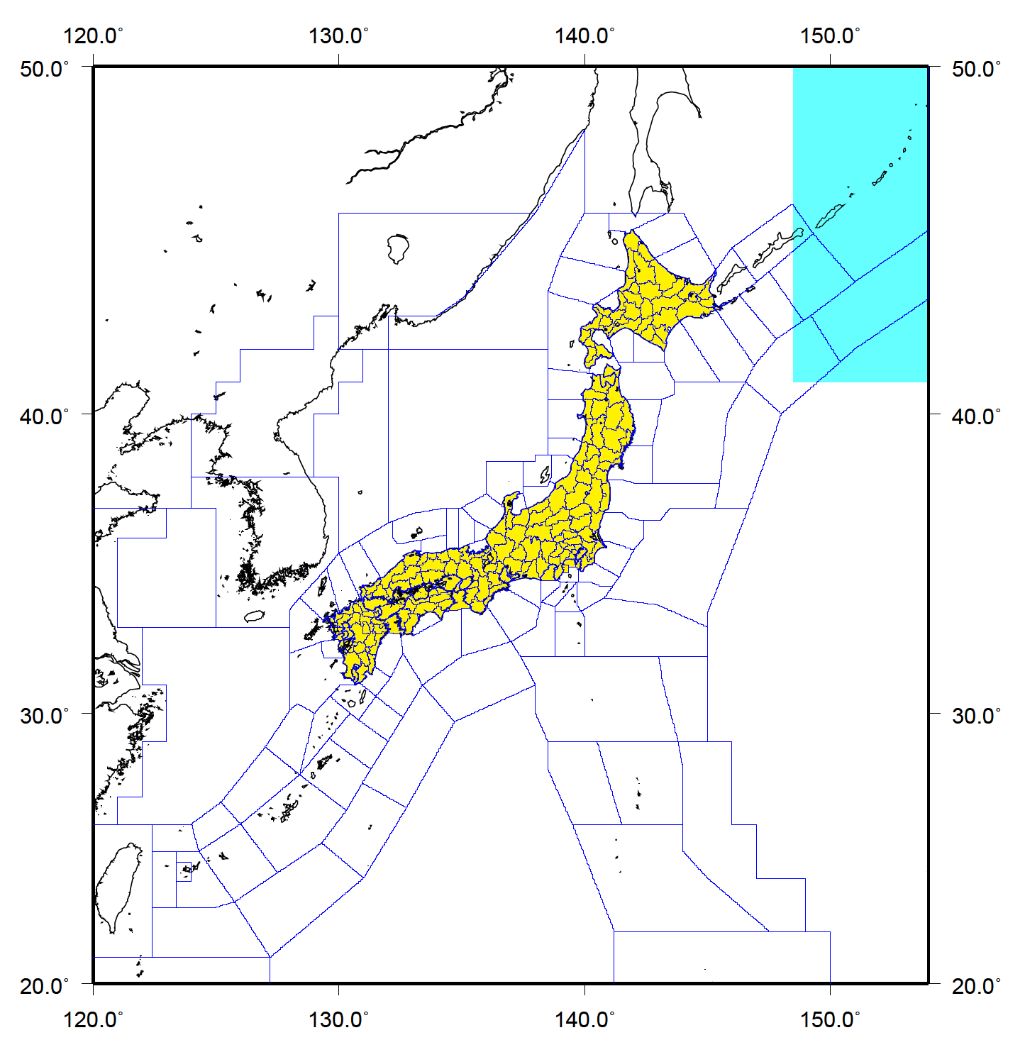 Japan Meteorological Agency | User's guide