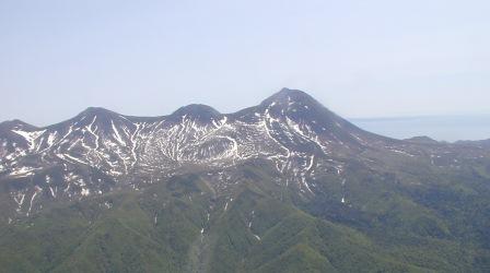 気象庁|羅臼岳