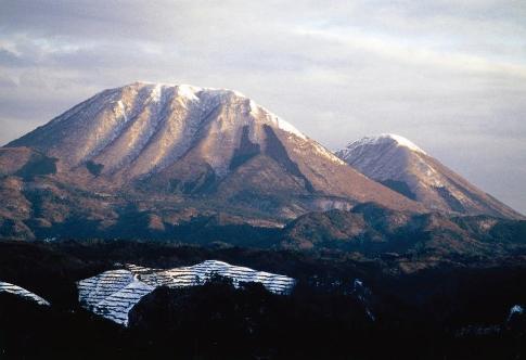 気象庁|三瓶山